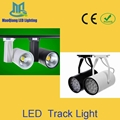 Track light LED lamp track spot light