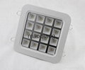 Square style LED Grille Light Cool Warm white 1