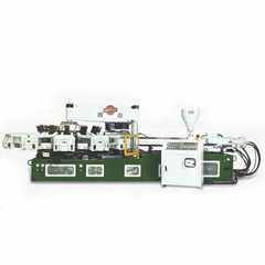 Rotary Type Rain Boots Automatic Injection Moulding Machine