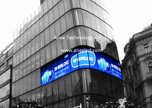 P10/12 Indoor Glass LED Display  2