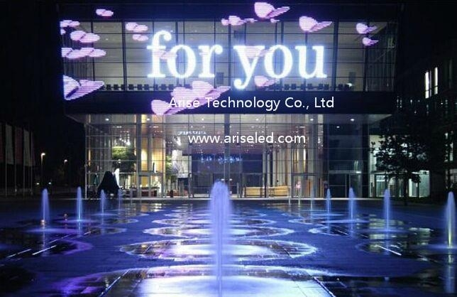P10/12 Indoor Glass LED Display  1