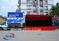 Truck Mounted LED Display P10mm P5 P4 P6 P8 P10 P12 outdoor Truck Mobile LED Dis