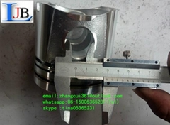 piston for yunnei 490zlq diesel engine for light truck or forklift  or tractor
