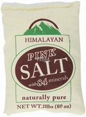 Himalayan Pink Salt Bags 5411 Bag (10lbs) fine