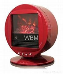 WBM-2002 Electrical Fireplace Heater