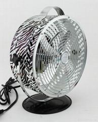 WBM-7015A3 Breeze Decorative Zebra Fan