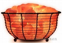 WBM維必瑪水晶鹽燈1301# 天然空氣淨化