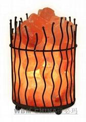維必瑪WBM喜馬拉雅水晶籃子鹽燈1332