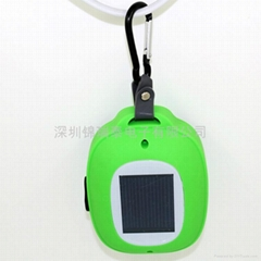 Solar Bluetooth speaker with FM Radio