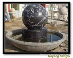 Outdoor Granite Fountain