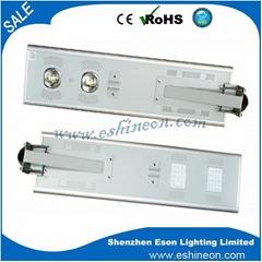 led solar street lamp 40w