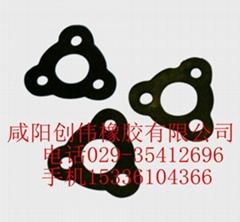 生产厂家供应西安宝鸡三元乙丙橡胶配件