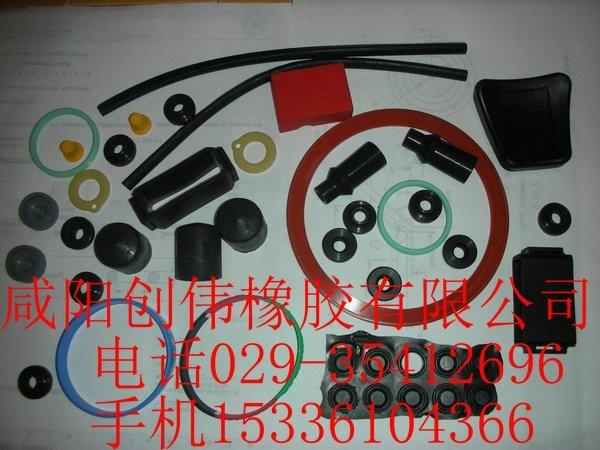 厂家供应陕西西安宝鸡氟橡胶制品 1