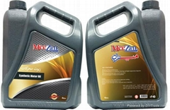 Fully Synthetic Oil 10w40 4 liter