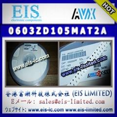 0603ZD105MAT2A -AVX - X5R Dielectric