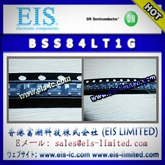 BSS84LT1G - ON -  Power MOSFET Single P-Channel SOT-23 -50 V 10
