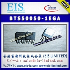 BTS50050-1EGA - INFINEON - Smart High-Side Power Switch PROFET™