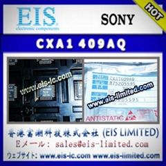 CXA1409AQ - SONY - LOW POWER FM IF AMPLIFIER