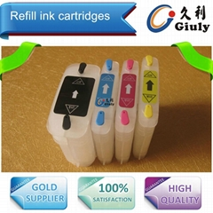 Refillable cartridge for HP88  ,for use on K 550 K8600 K5400 L7400 dtc