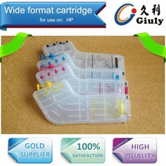 Long and short refill ink cartridge for HP940