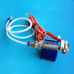 E3D V6 Long distance J-head Hotend Bowden Extruder with Cooling fan