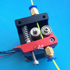 3D printer parts DIY bowden Extruder kit  compact extruder aluminum alloy