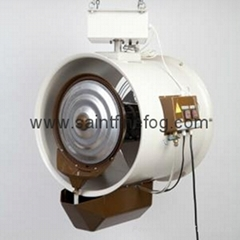 New model high efficiency electric outdoor ceiling mist fan