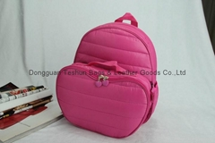 girl's pretty school bag with new design