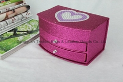 high quality cardboard jewelry box for gift