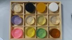 Transparent glycerine soap to Moisturize the Skins