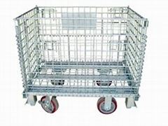 movable storage cage
