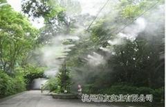 人造霧降溫專用設備