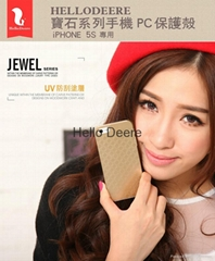 HelloDeere Jewel Series Covers PC Phone Case for iphone, samsung
