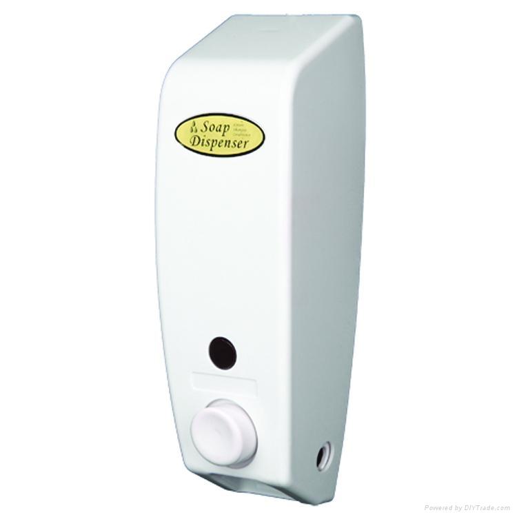單頭手動皂液機 400ml 1