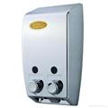 單頭手動皂液機 400ml 4