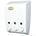 單頭手動皂液機 400ml 5