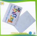 plastic id card pouch 4