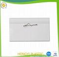 Flexible pvc badge holder 3