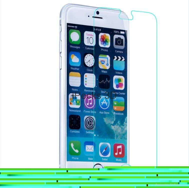 Clear screen protector for iPhone 6 plus 2