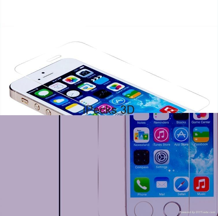 Privacy screen protector for iPhone 5 3