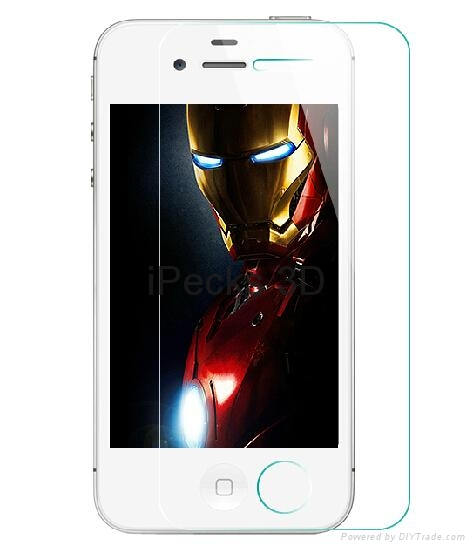 Color screen protector for iPhone 4 2