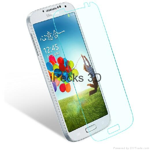 Anti-blue light screen protector for Sam S4 2