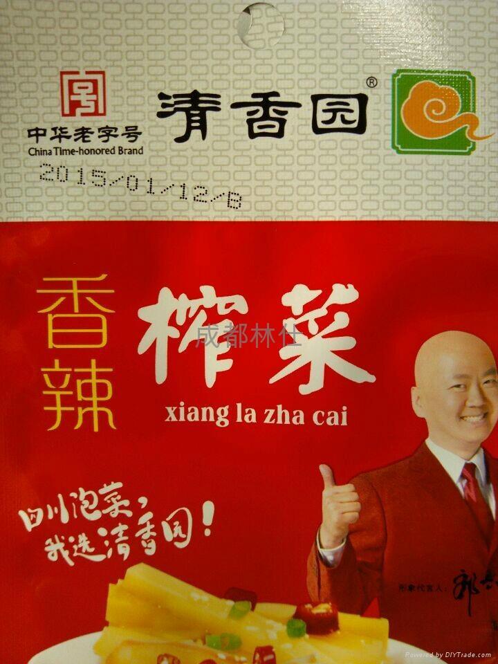 成都林仕食品袋噴碼機 2
