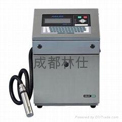 成都林仕電子產品噴碼機