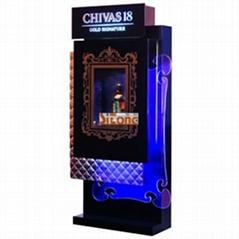 Chivas18 wine cabinets