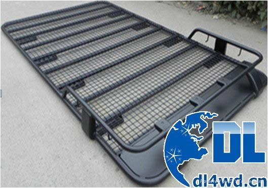 4x4 car accessories 4wd off road roof rack - RRS-10 - Deliang (China ...