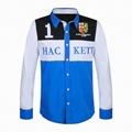 Hackett  shirts Men Hackett long sleeves t shirts hot sale 3