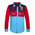 Hackett  shirts Men Hackett long sleeves t shirts hot sale 5