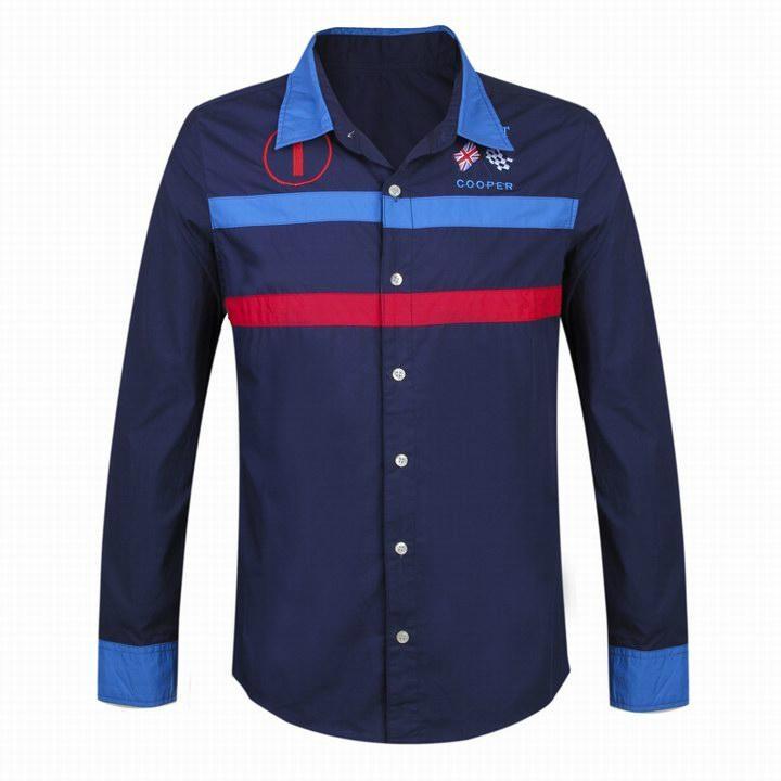 Hackett  shirts Men Hackett long sleeves t shirts hot sale 7