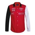 Hackett  shirts Men Hackett long sleeves t shirts hot sale 11